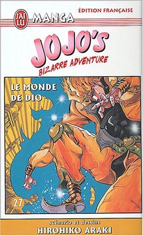 Jojo's Bizarre Adventure, tome 27 par Hirohiko Araki