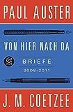 Von hier nach da: Briefe 2008-2011