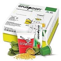 Oruspoon Instant Soups (Dal Palak Soup, 60 Spoon Pack)