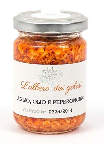 Aglio, olio, peperoncino 156 ml. - L'albero dei golosi