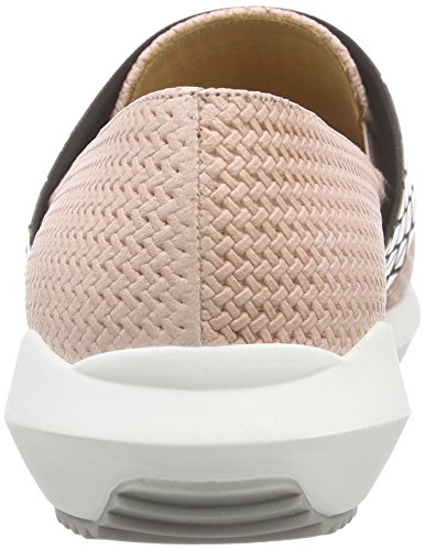 Objects in Mirror B078, Baskets Basses femme Rose - Pink (ROSA)