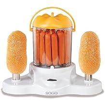 Fabrica de Hot Dogs + Palomitero + Calentador - 370 W