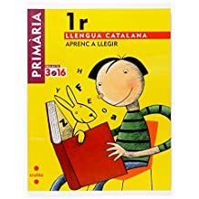 Llengua catalana. Aprenc a llegir. 1 Primària. Projecte 3.16 - 9788466115056