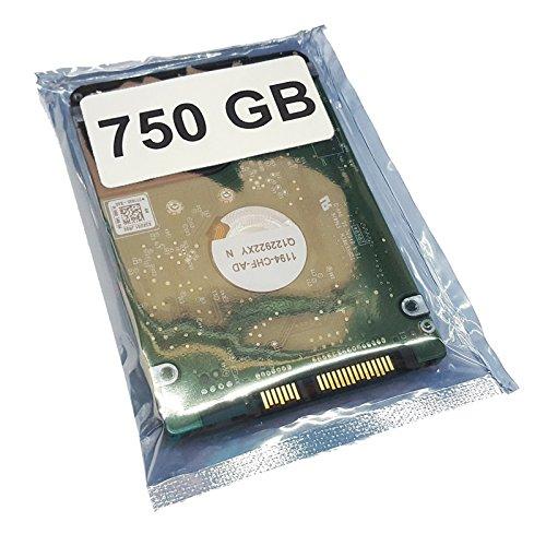 750GB HDD Notebook Festplatte 2,5
