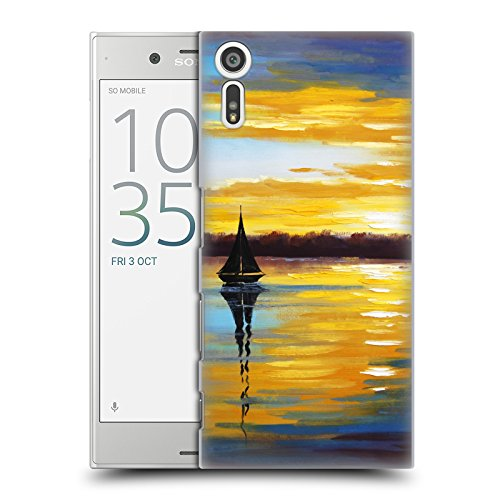 official-graham-gercken-golden-sunset-summer-hard-back-case-for-sony-xperia-xz-dual