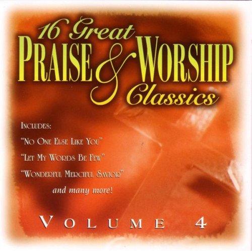 16 Great Praise & Worship 4