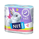 Bella No1 Karo Toilet Paper - 4 Pieces (...