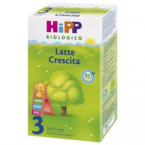 latte hipp 3 - 500 grammi