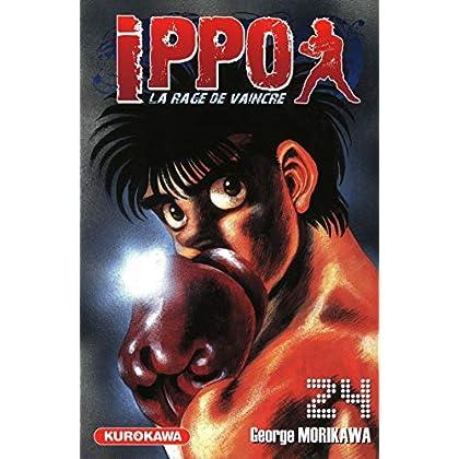 Ippo - saison 1, La rage de vaincre - tome 24 (24)