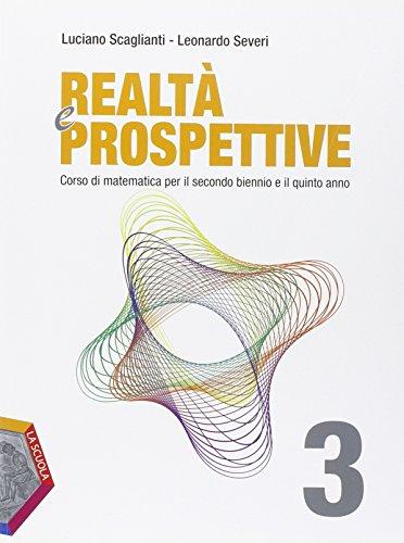 Realt e prospettive. Ediz. plus. Per le Scuole superiori. Con DVD. Con e-book. Con espansione online: 3