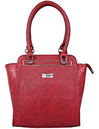 Kovi Papillon Women's Handbag (Red)