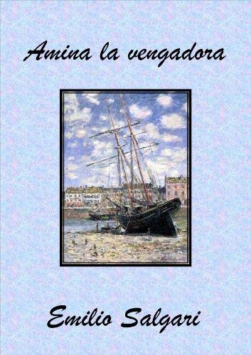 Amina la vengadora por Emilio Salgari