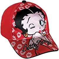 Betty Boop 2200000201Cap für Kinder, Mehrfarbig, Einheitsgröße