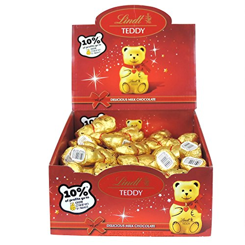 lindt-teddy-10g-case-of-100