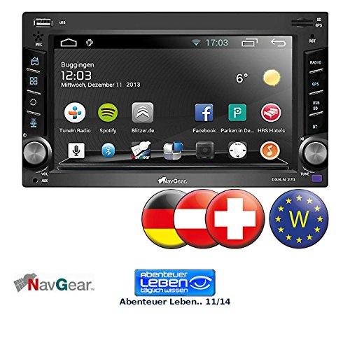 NavGear-StreetMate-Autoradio-2-DIN-avec-6-GPS-dsr-n-270-Europe-occidentale