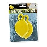 #3: 2 Pack of Lemon Dishwasher Fresheners