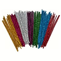 Creation Station Tinsel Pipe Cleaners