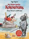 Der kleine Drache Kokosnuss - Unter Rittern und Piraten: Doppelband