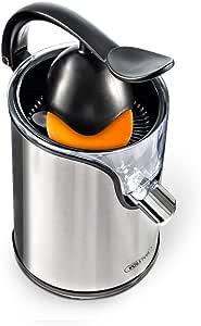 H.Koenig Presse Agrumes Electrique Inox AGR60 Sans BPA