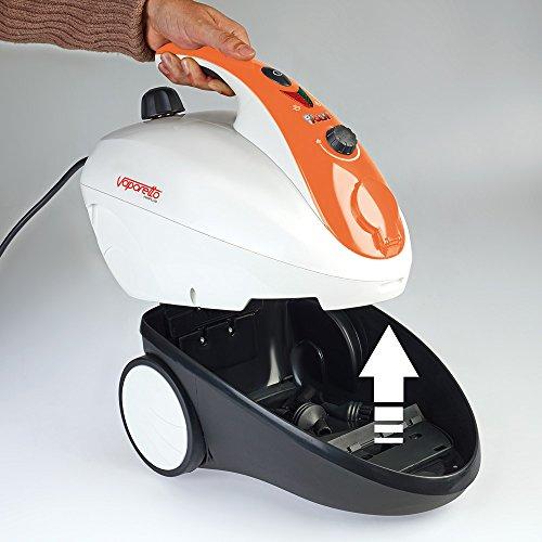 Polti Vaporetto Smart Airplus Steam Cleaner, 3 Bar