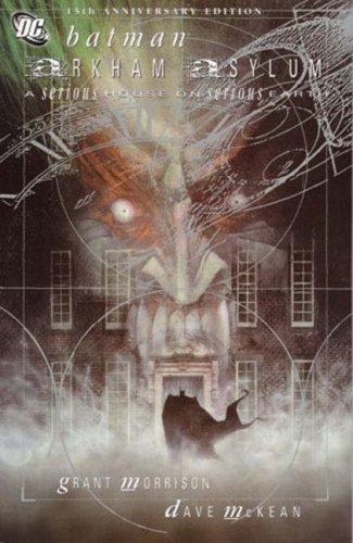 Batman: Arkham Asylum Anniversary Edition by Grant Morrison (2005-12-23)