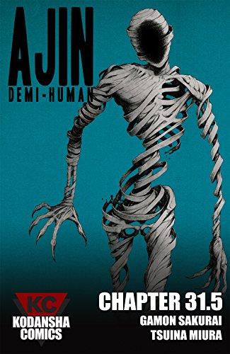 AJIN: Demi-Human #31.5 (English Edition) di Miura Tsuina