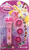#9: Woomaniya Kids / Girls Stylish Princess Theme Projector Torch For Best Gift / Birthday Gift/Return Gift