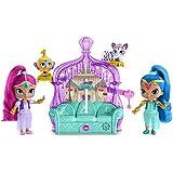 Shimmer and Shine - Trono sorpresas mágicas (Mattel FFN39)