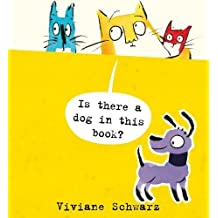 Is There a Dog in This Book? (Cats)
