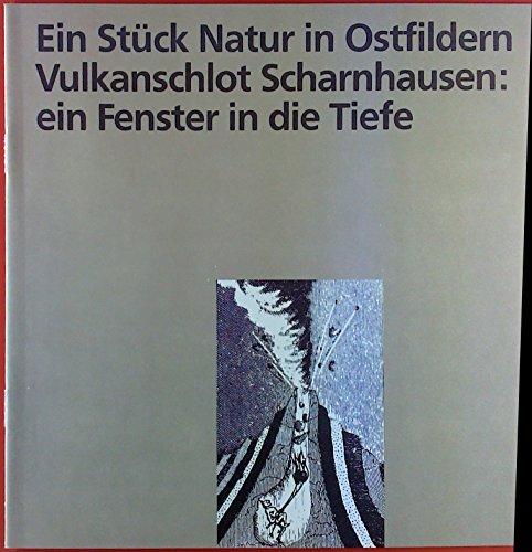 Ein Stück Natur in Ostfildern. Vulkanschlot Scharnhausen: ein Fenster in die Tiefe