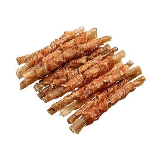 Bontoy Kaustangen ummantelt mit Hähnchenfleisch 12cm / 400g
