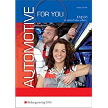 Automotive for You - English for Jobs in Motor Industry: Schülerband