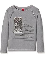 s.Oliver Mit Print, Sweat-Shirt Fille