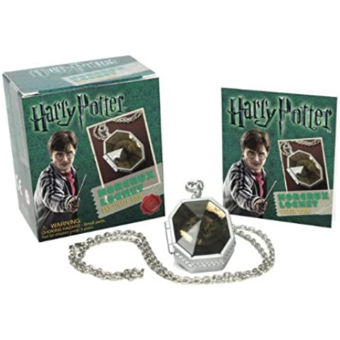 Harry Potter Slytherins Locket Horcrux Kit and Sticker Book (Mega Mini Kits) by Running Press (22-Apr-2011) Paperback