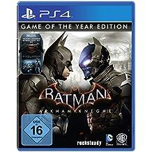 Batman: Arkham Knight - Game Of The Year Edition [Importación Alemana]
