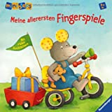 Meine allerersten Fingerspiele: Ab 9 Monaten (ministeps Bücher)