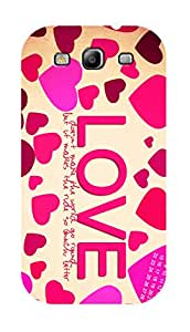 SWAG my CASE PRINTED BACK COVER FOR SAMSUNG GALAXY S3 NEO Multicolor