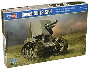 Hobby Boss 83875-Maqueta de Soviet su de 18SPH