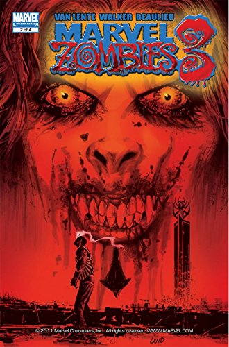 Marvel Zombies 3 #2 (of 4) (English Edition) (Marvel Kindle Zombies)