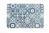 Quid Renova Mantel Individual Estilo Baldosa, 43.5 x 28.5 cm