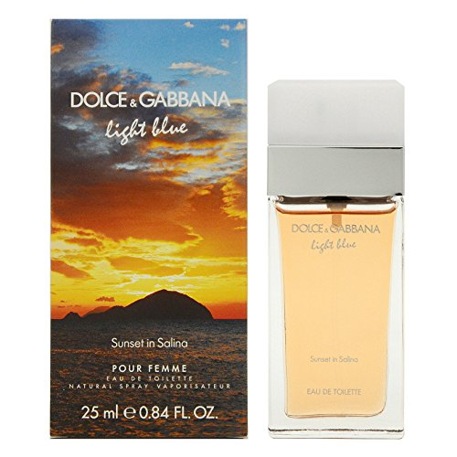 Dolce&Gabbana Light Blue Sunset in Salina eau de toilette 25 ml spray