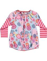 Phister & Philina Baby Girls' Desiree Flower Kleid Dress