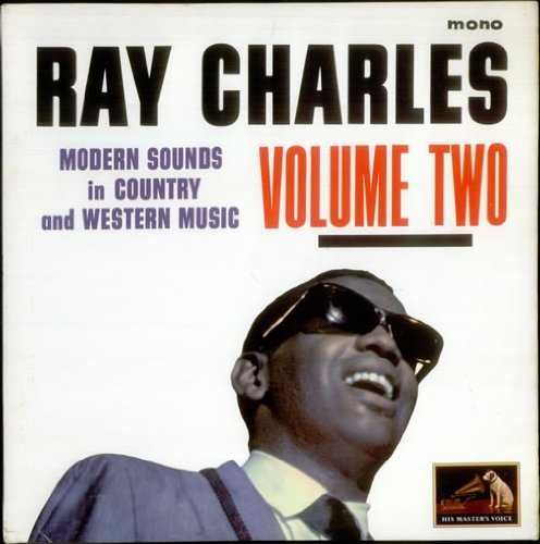 Modern Sounds In Country And Western Music Volume 2 Ray Charles Modernen Sounds