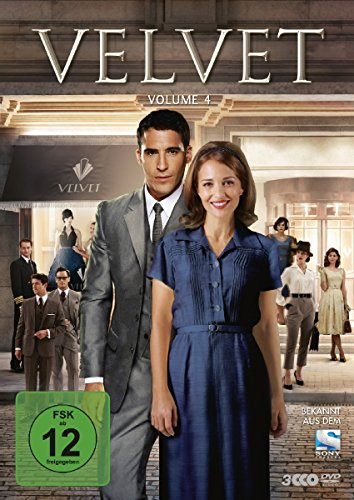 Bild von Velvet - Volume 4 [3 DVDs]