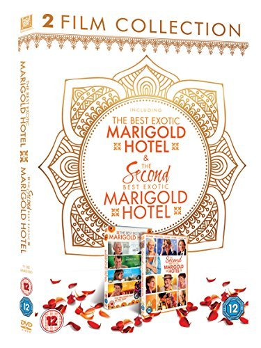 gold Hotel/The Second Best Exotic Marigold Hotel [DVD] by Bill Nighy ()