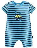 Schiesser Unisex Baby Bekleidungsset Spieler 1/2, Blau (Hellblau 805), 086