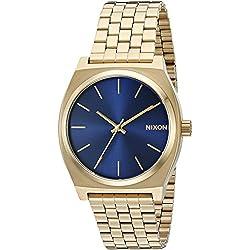 Nixon Reloj con movimiento japonés Man A0451931 37 mm