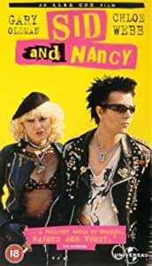 Sid & Nancy [VHS]