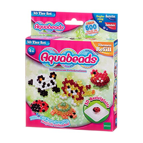 Aquabeads 79908 3D Tier Set Multi
