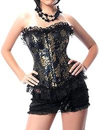 Valin WA803 Bleu Bustier et corset femme